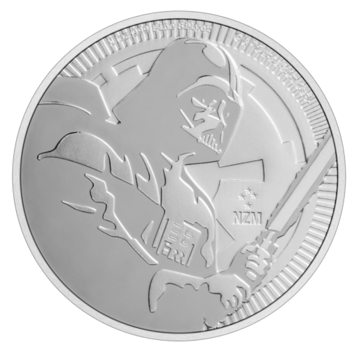 1 oz STAR WARS Darth Vader Monete d'Argento | 2020