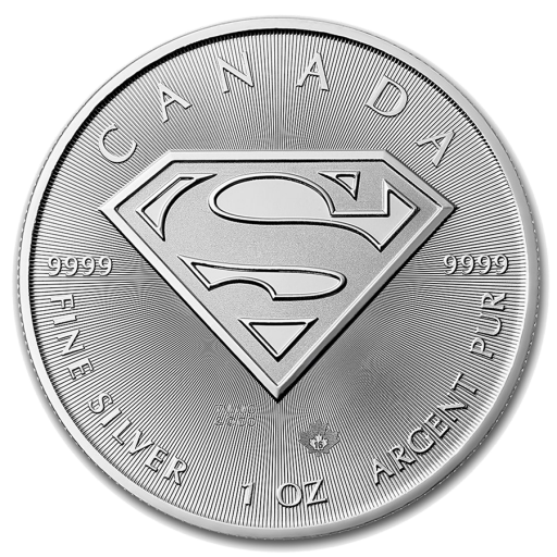 1 oz Superman™ | Silber